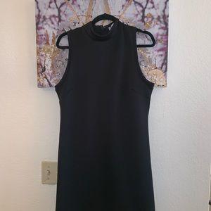BCBG Generation Black sleeveless dress Large